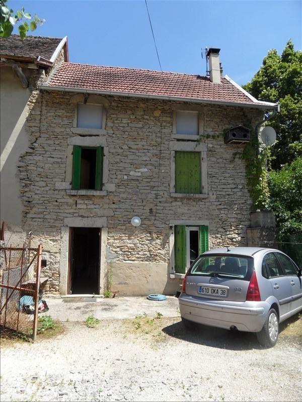 Vente maison / villa Montalieu vercieu 97000€ - Photo 1