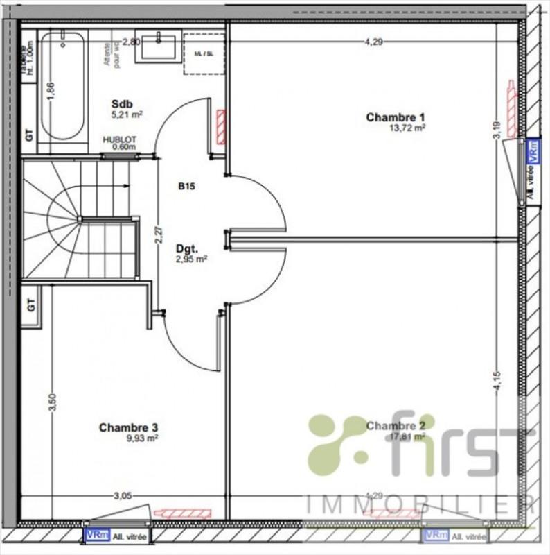 Sale house / villa Vetraz monthoux 494000€ - Picture 5