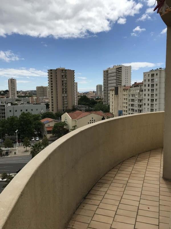 Vente appartement Toulon 125000€ - Photo 1