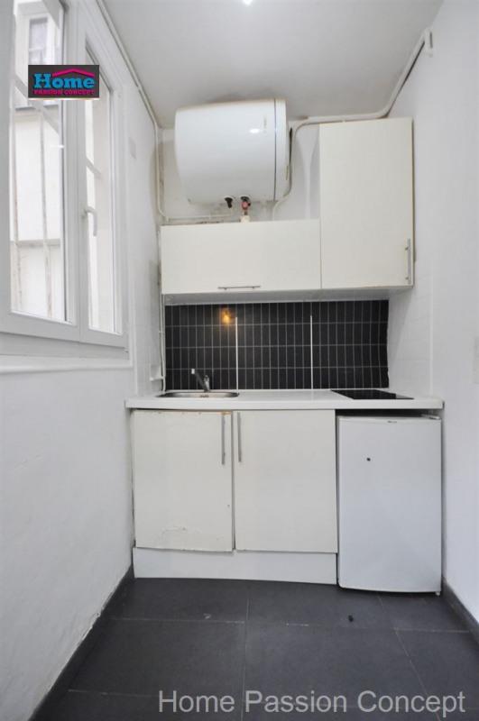 Sale apartment Paris 20ème 250000€ - Picture 3