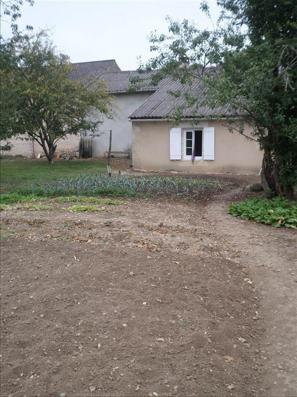 Vente maison / villa Civaux 96000€ - Photo 8