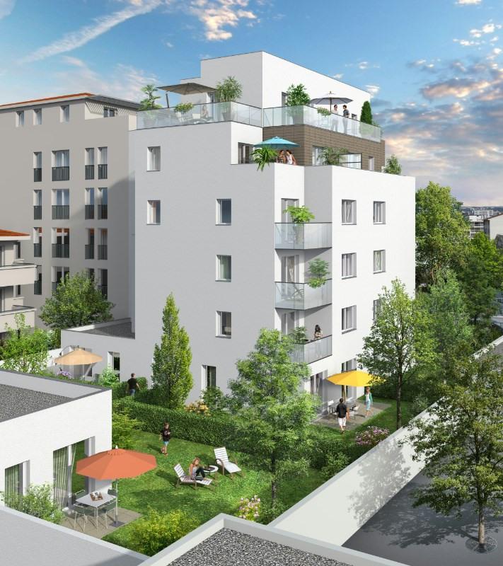 Jardin de bertille programme immobilier neuf lyon 3 me for Programme jardin