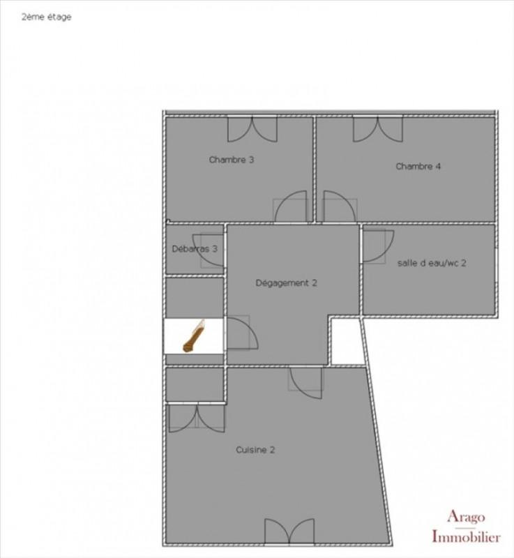 Vente maison / villa Espira de l agly 96600€ - Photo 9