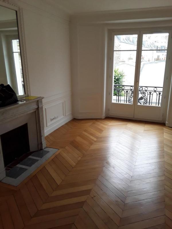 Rental apartment Paris 16ème 2450€ CC - Picture 1