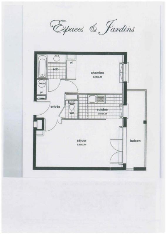 Rental apartment Deuil la barre 795€ CC - Picture 8