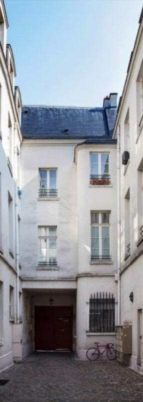 Vente de prestige appartement Paris 3ème 1291000€ - Photo 1