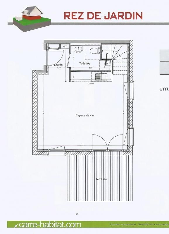 Sale apartment Erstein 229000€ - Picture 3