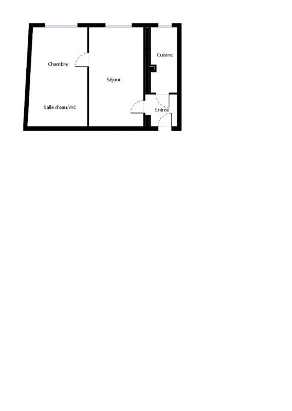 Sale apartment Paris 12ème 255000€ - Picture 5