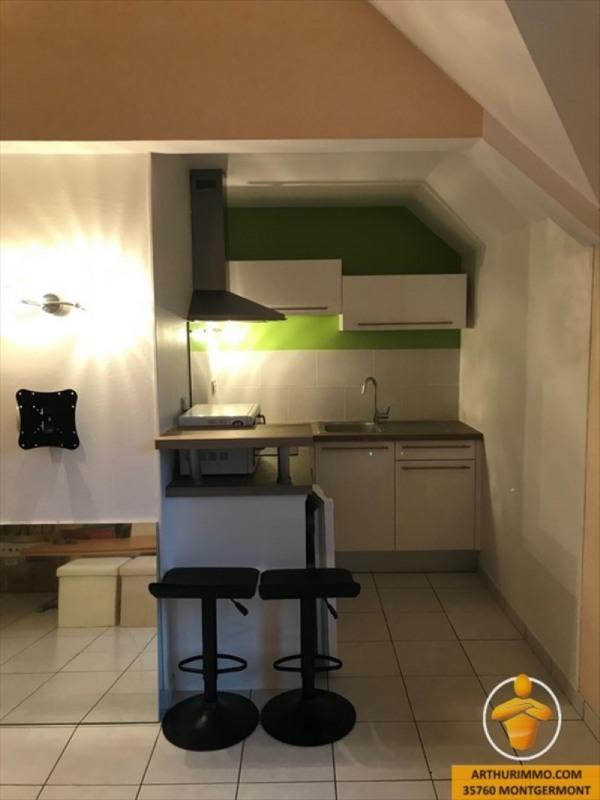 Produit d'investissement appartement Montgermont 89900€ - Photo 1