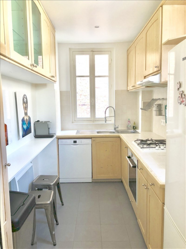 Location appartement Courbevoie 1350€ CC - Photo 2