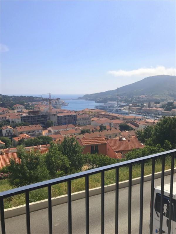 Location appartement Port vendres 800€ CC - Photo 1