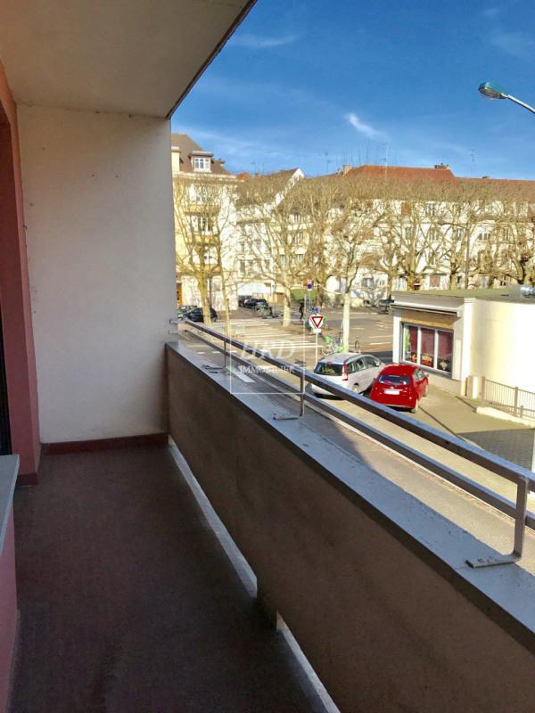 Verkoop  appartement Strasbourg 262500€ - Foto 4