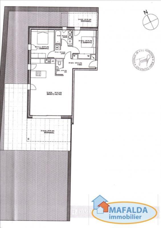 Vente appartement Amancy 287000€ - Photo 1