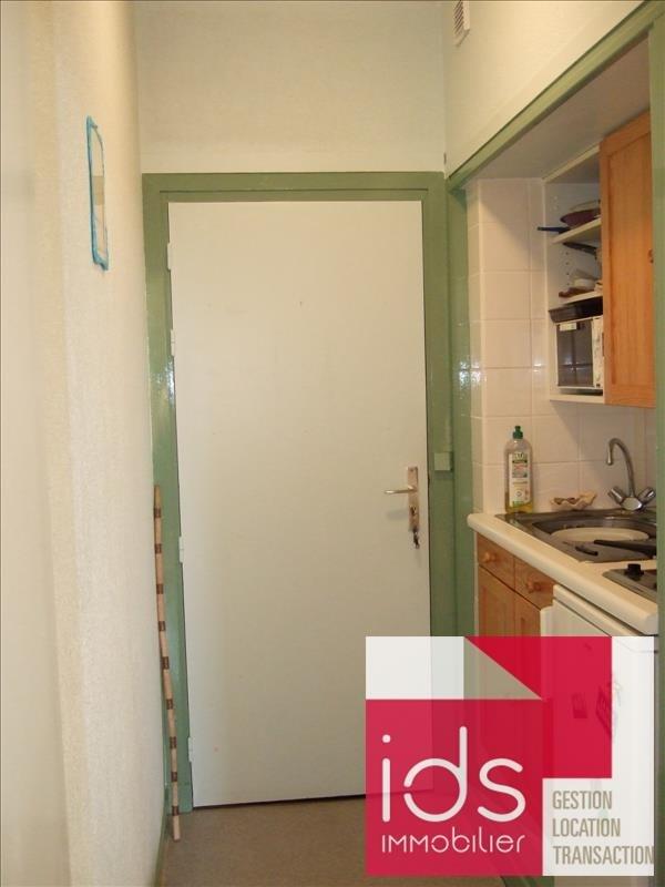 Revenda apartamento Le collet d'allevard 43000€ - Fotografia 3