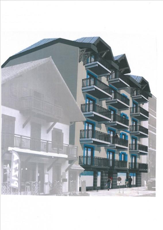 Sale apartment Le fayet 229000€ - Picture 4