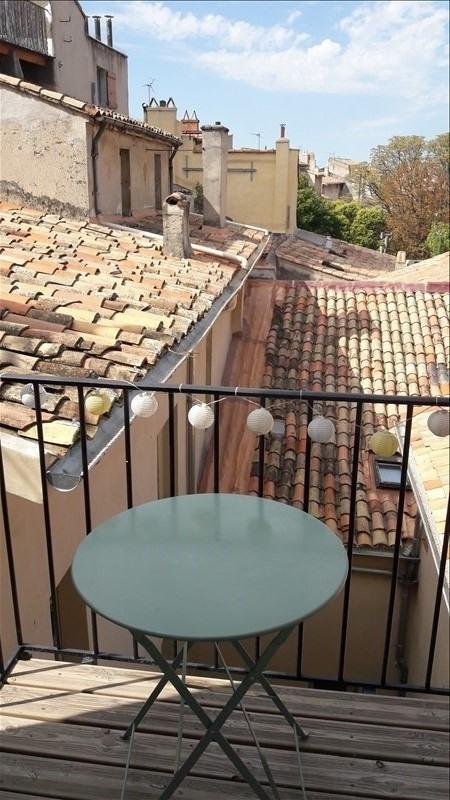 Rental apartment Aix en provence 980€ CC - Picture 1