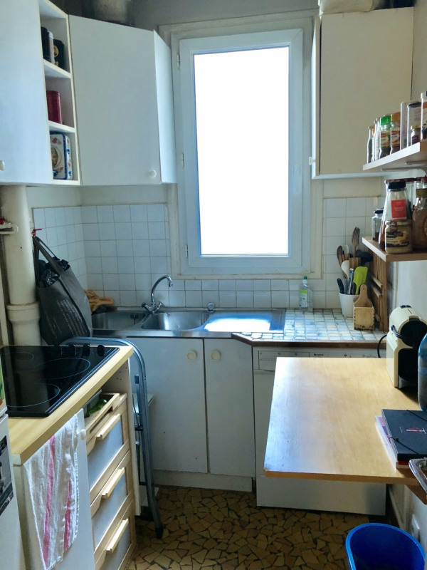 Vente appartement Paris 17ème 415 000€ - Photo 5