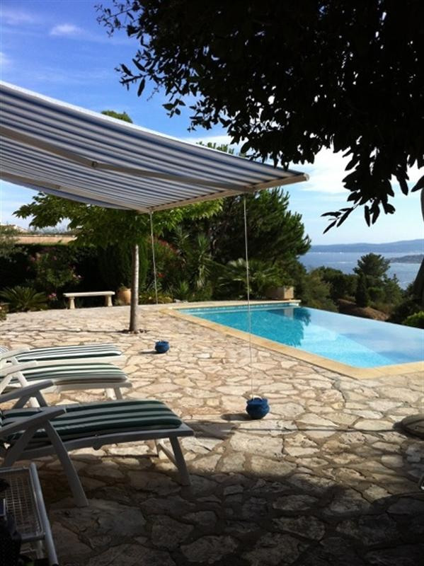 Vacation rental house / villa Les issambres 2 660€ - Picture 3