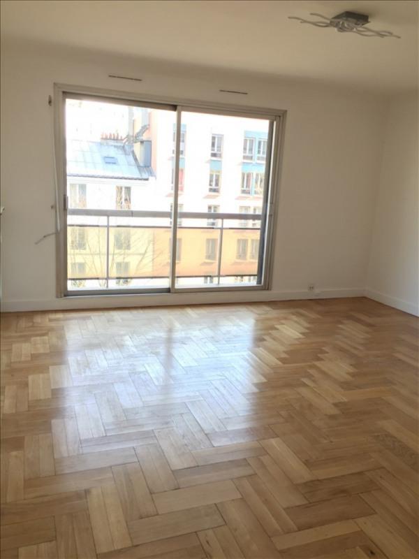 Rental apartment Paris 11ème 2250€ CC - Picture 1
