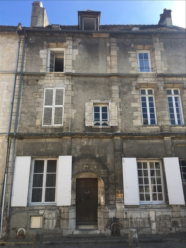 Rental apartment Senlis 500€ CC - Picture 1
