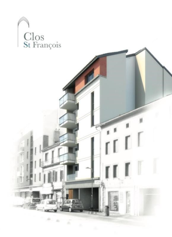 Vente appartement Toulouse 149500€ - Photo 1