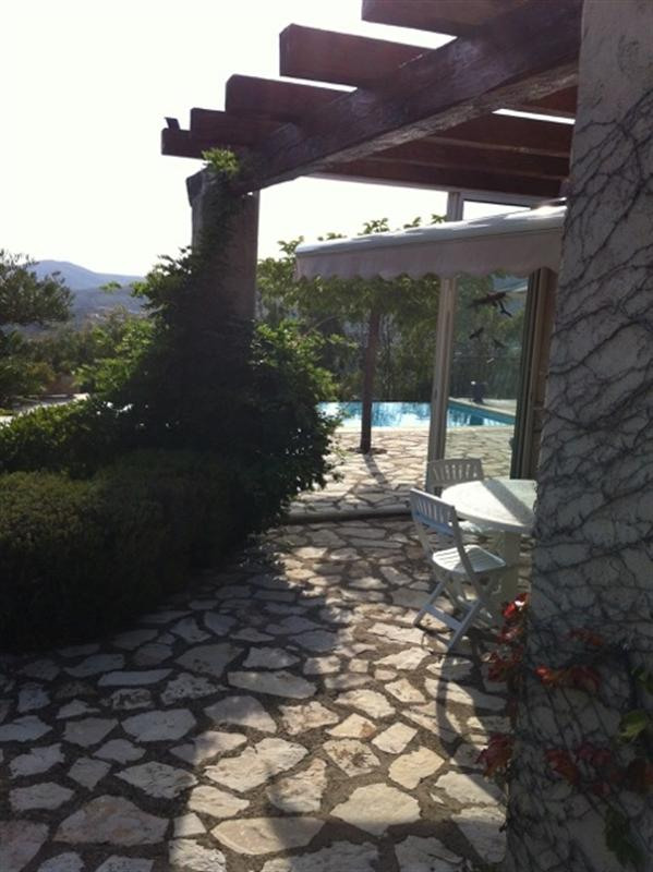 Vacation rental house / villa Les issambres 2 660€ - Picture 13