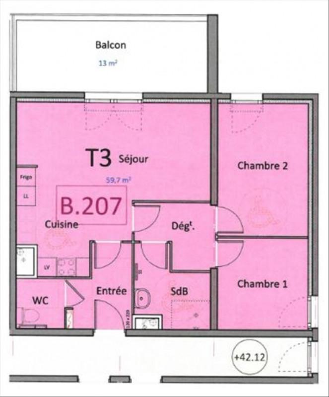 Vente appartement Bormes les mimosas 411600€ - Photo 2
