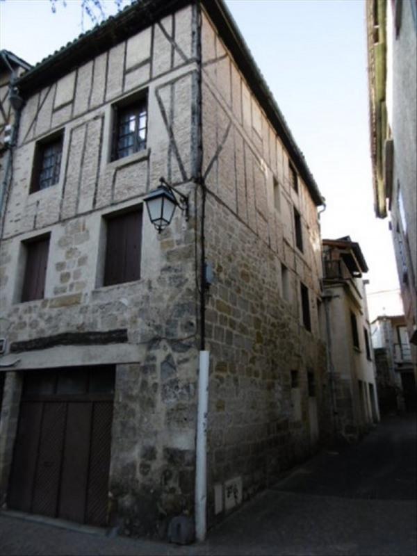Vente immeuble Figeac 183000€ - Photo 1