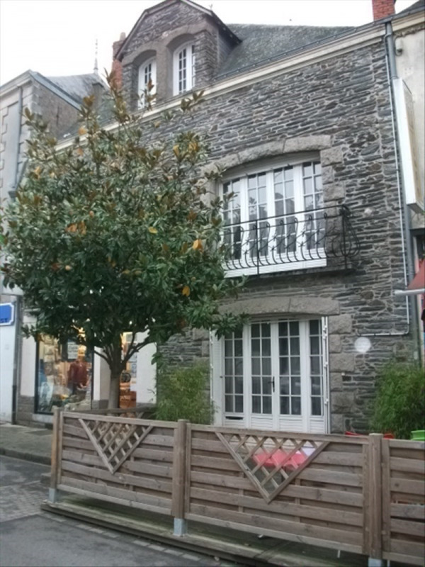 Vente maison / villa Guemene penfao 127800€ - Photo 1