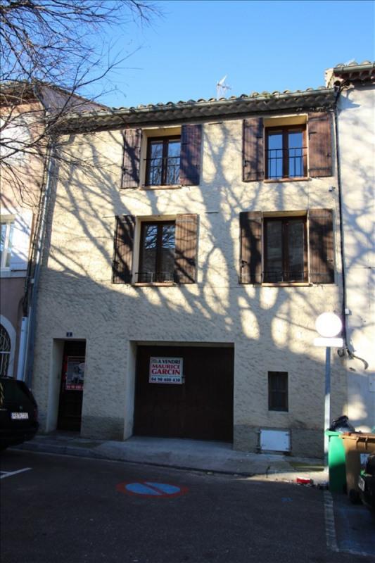 Vente maison / villa Caumont sur durance 134000€ - Photo 1