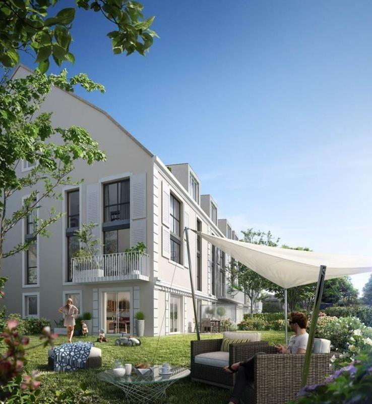 Vente appartement Plaisir 241000€ - Photo 1