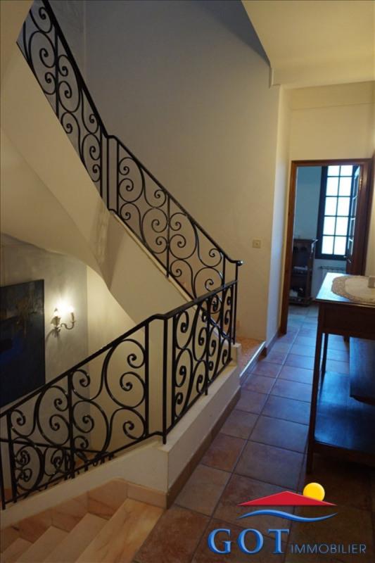 Revenda residencial de prestígio casa Bompas 555000€ - Fotografia 16