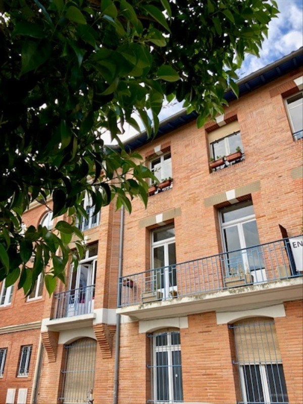 Rental apartment Toulouse 602€ CC - Picture 2