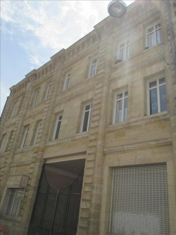 Location appartement Bordeaux 712€ CC - Photo 1
