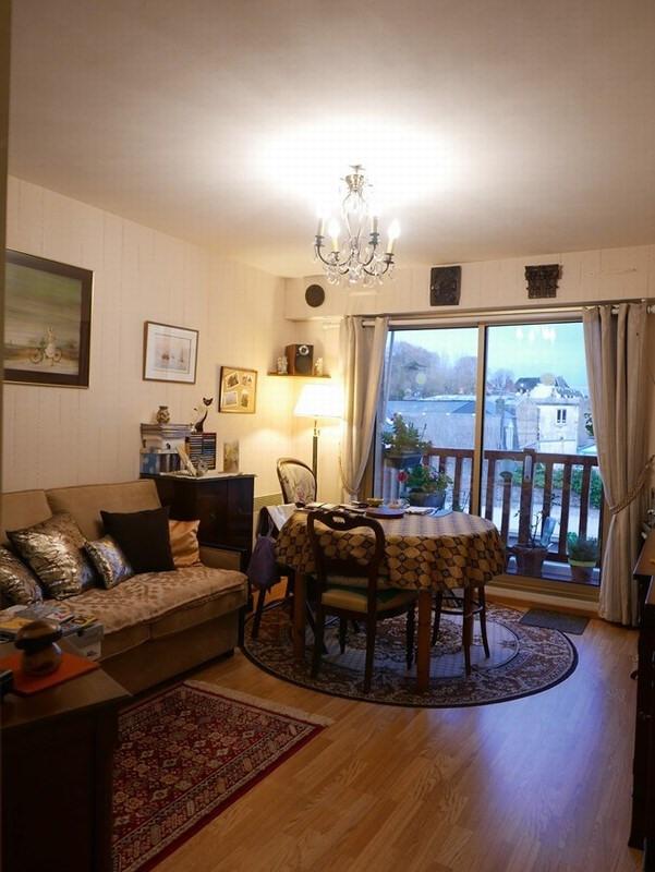 Vendita appartamento Trouville sur mer 163000€ - Fotografia 4