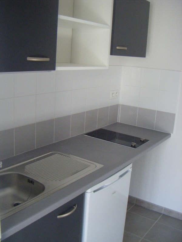 Rental apartment Sete 592€ CC - Picture 1