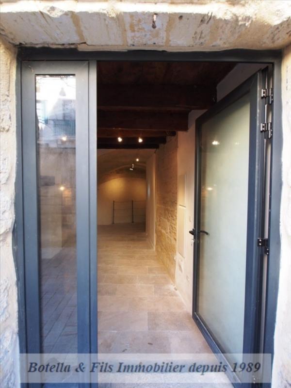 Verkoop  appartement Uzes 135000€ - Foto 6