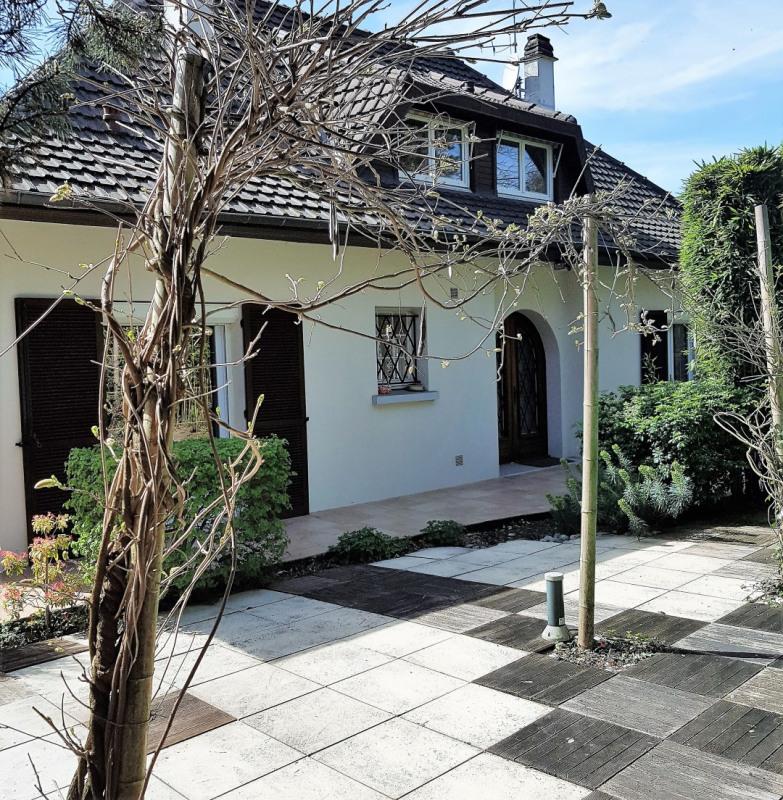 Sale house / villa Montmorency 688000€ - Picture 2