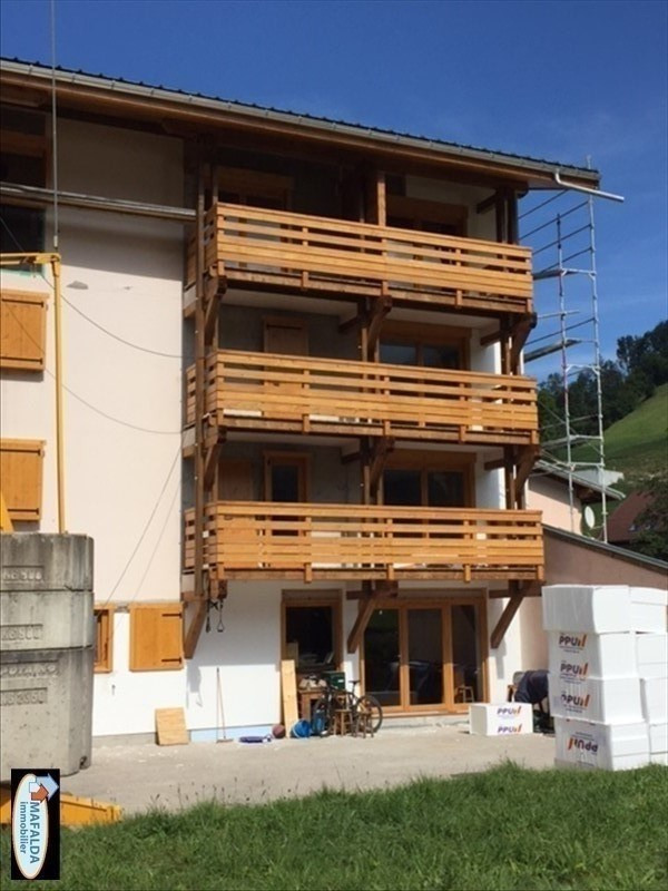 Vente appartement Le reposoir 154000€ - Photo 2