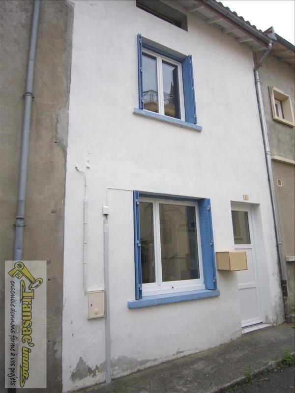 Vente maison / villa Celles sur durolle 49500€ - Photo 1