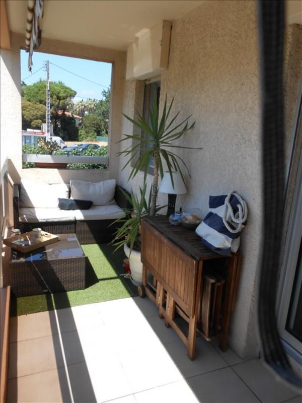 Sale apartment Le golfe juan 145000€ - Picture 1