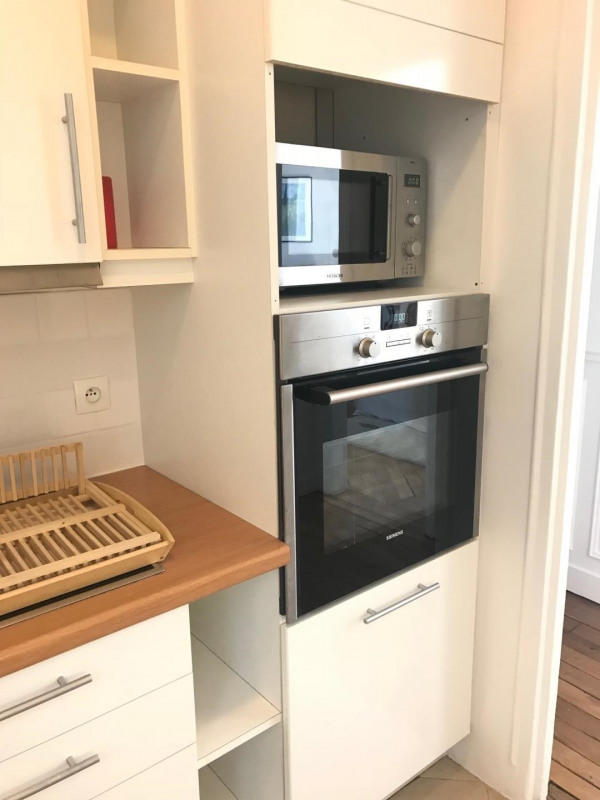 Location appartement Paris 17ème 1 580€ CC - Photo 6
