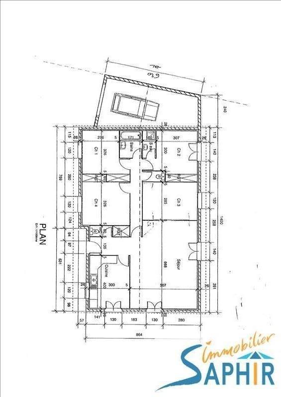 Sale house / villa Colomiers 349000€ - Picture 7