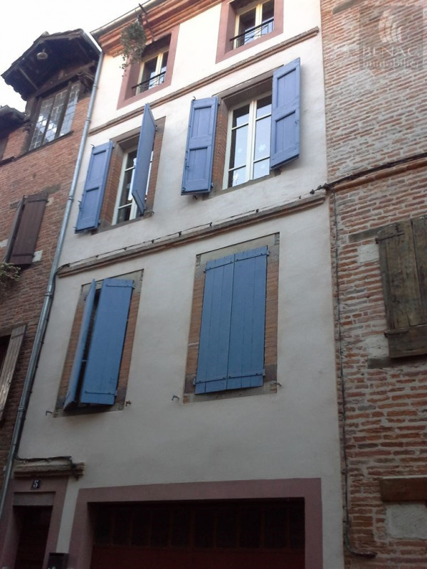 Vente immeuble Albi 278 600€ - Photo 1