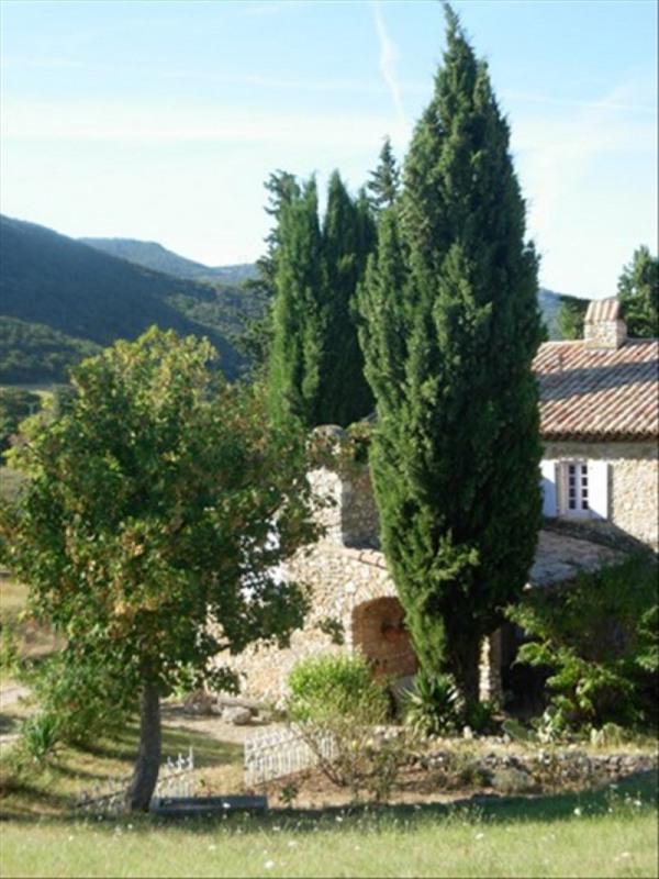 Deluxe sale house / villa Cote ardeche proche mtl 698000€ - Picture 1