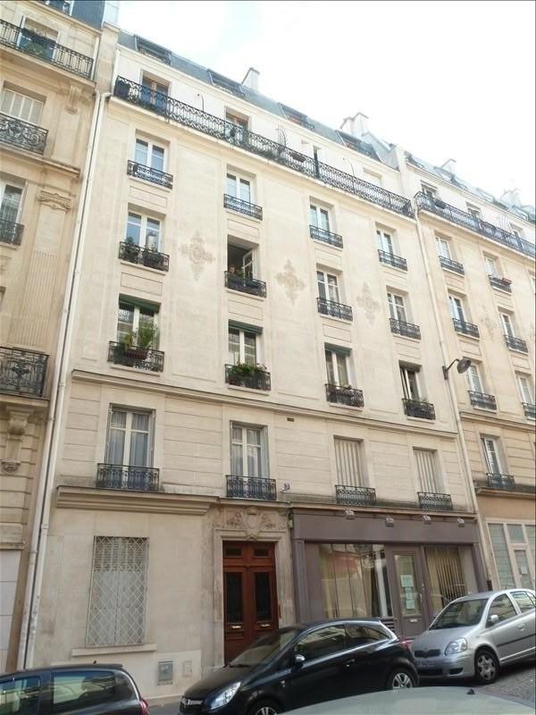 Rental apartment Paris 13ème 1280€ CC - Picture 1