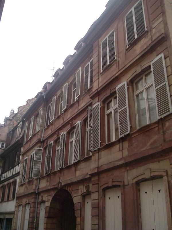 Vermietung wohnung Strasbourg 465€ CC - Fotografie 1
