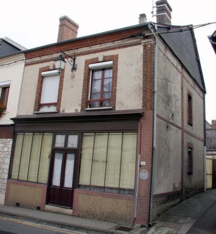 Vente maison / villa Conches en ouche 75 000€ - Photo 1