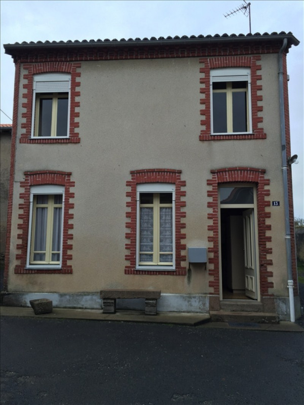 Sale house / villa Chaudron en mauges 33 000€ - Picture 1