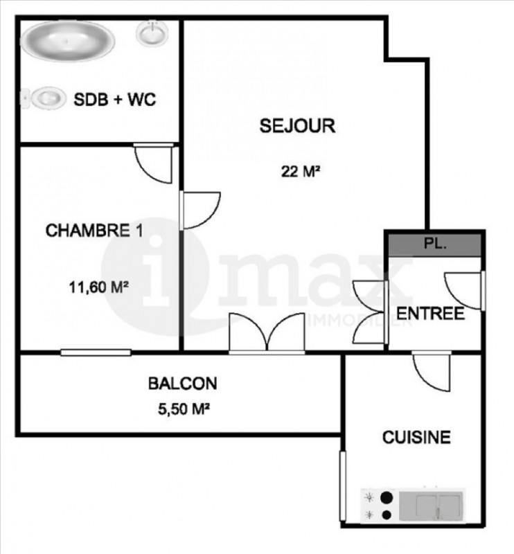 Vente appartement Asnieres sur seine 351900€ - Photo 5